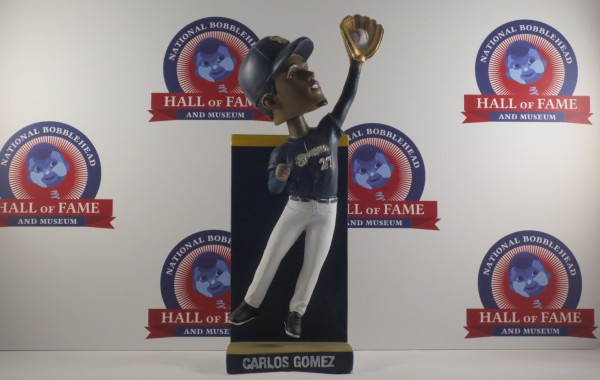 Carlos Gomez – Brewers 2014