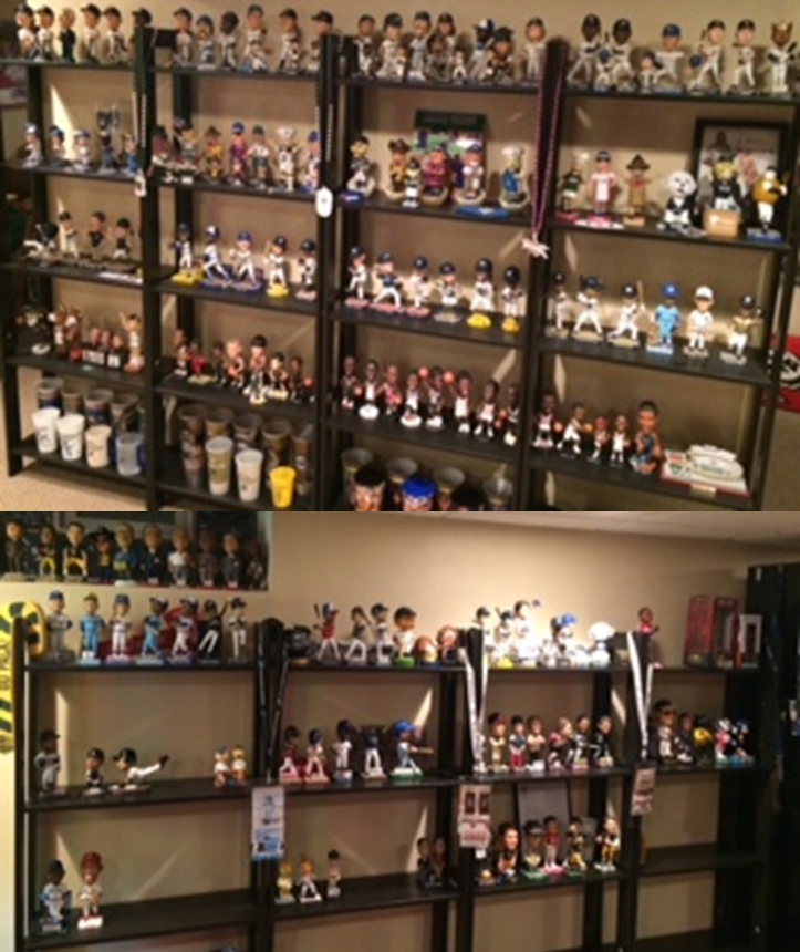 Man Cave Store San Bernardino : Collections national bobblehead hall of fame and museum