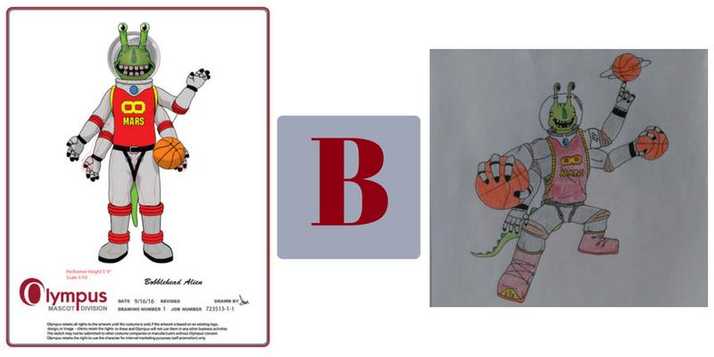 Mascot Design Contest B