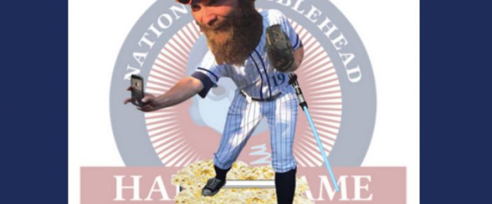 Here is the Tim Dillard Bobblehead you didn t know existed 079248930