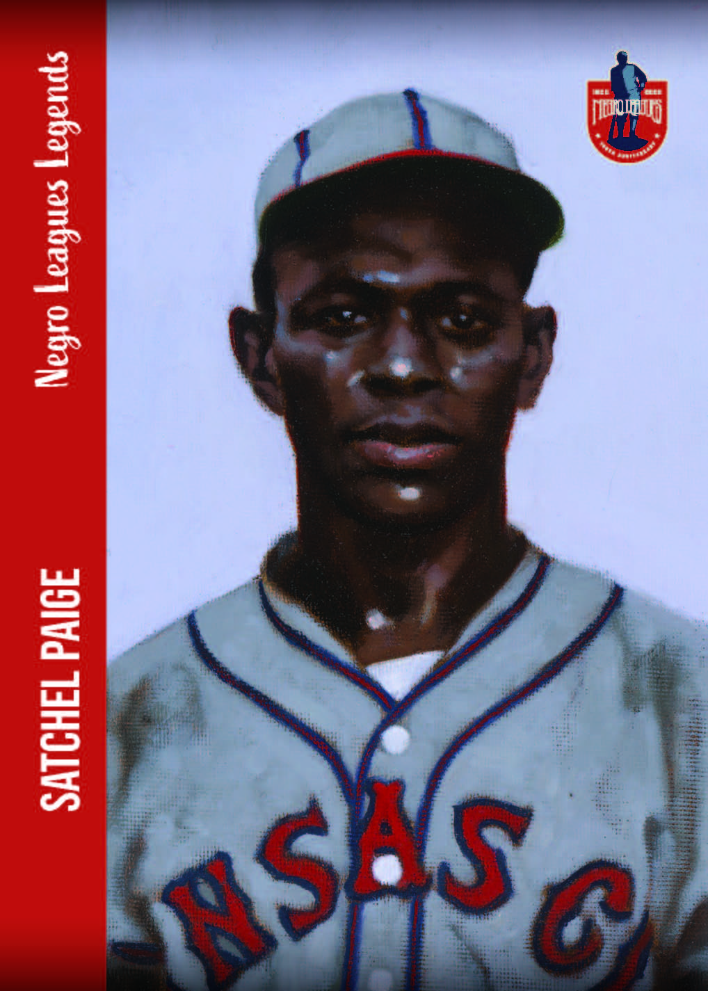 Cool Papa Bell Limited to 2,020 Buck Leonard Negro Leagues Centennial Team Limited Edition 34 Postcard Set Rube Foster and More Featuring Baseball Legends Including Satchel Paige Josh Gibson